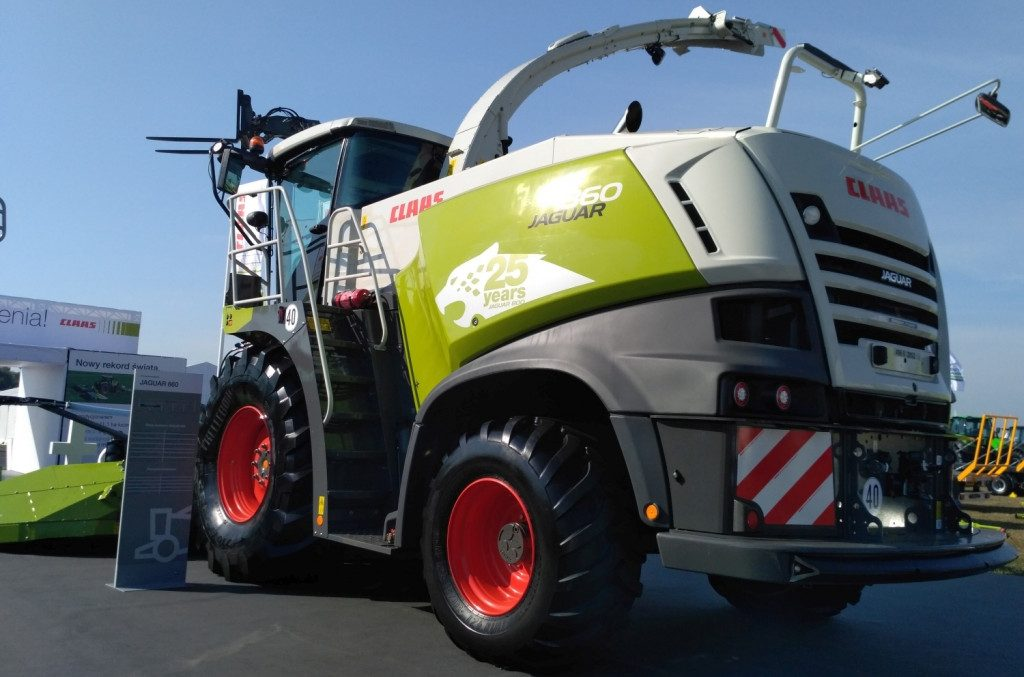 Agro Show 2018 Claas