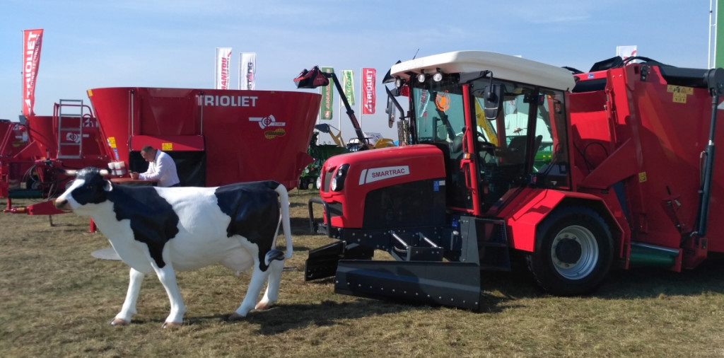 Agro Show 2018 Smartrac Triolet