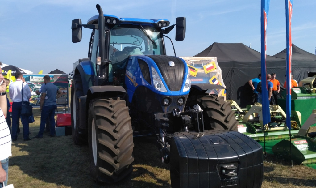 Agro Show 2018 New Holland