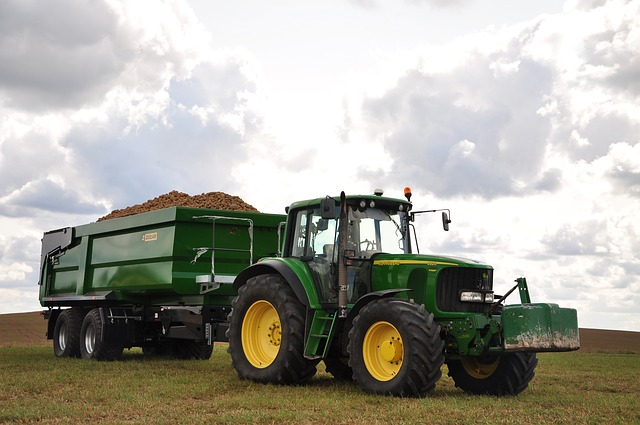 Rejestracja ciągnika rolniczego z zagranicy - Mascus Polska blog