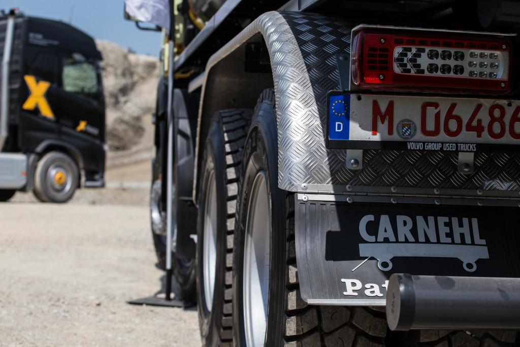 Najbardziej niezawodne ciężarówki - Volvo