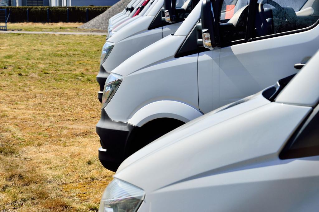 Ranking marek samochodów dostawczych – najlepszy wybór dla przedsiębiorcy budowlanego