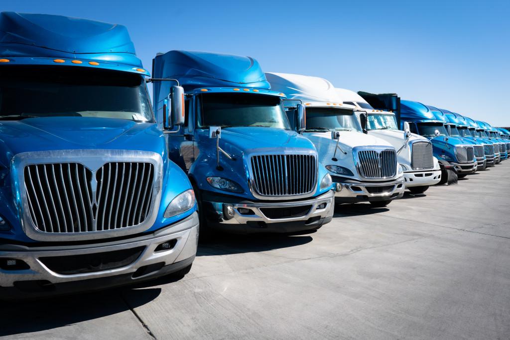 Przegląd amerykańskich ciężarówek International - Blog Mascus Polska
