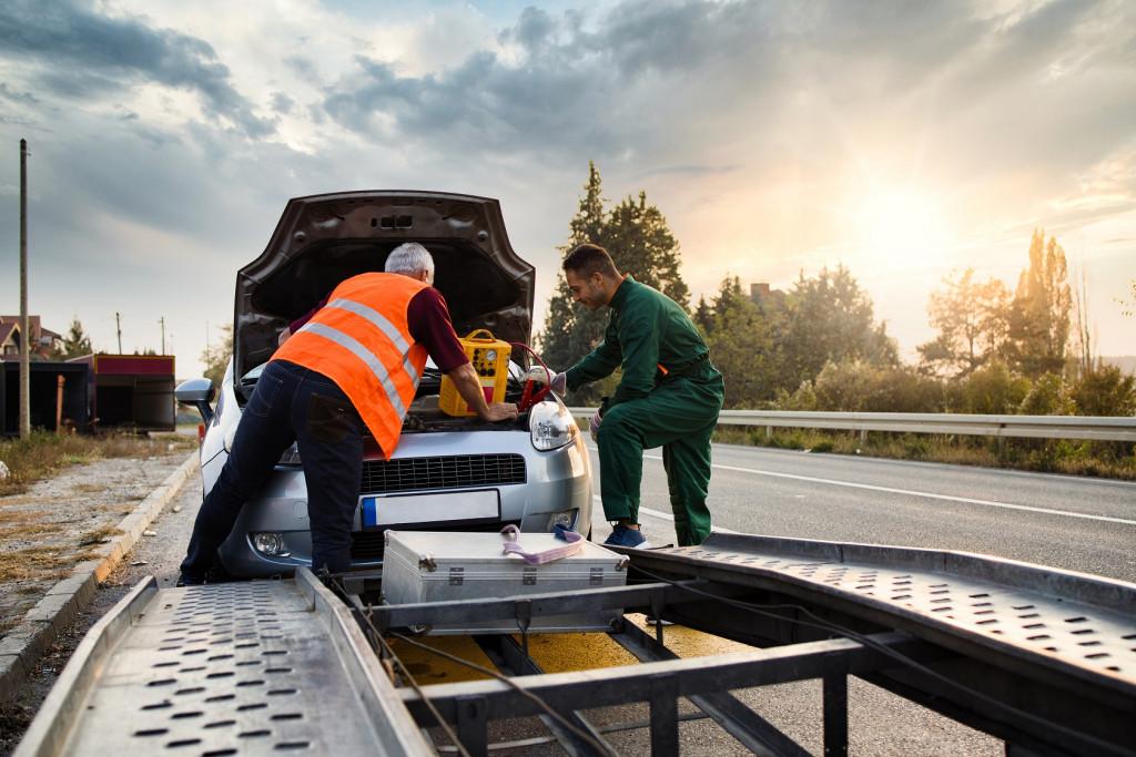 Samochody pomocy drogowej – co warto wiedzieć przed zakupem? Blog Mascus Polska